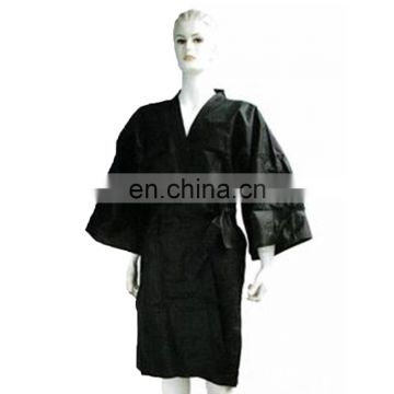 disposable kimono for SPA wear