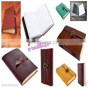 5 Pcs Wholesale Vintage Leather Journal Notebook LEATHER Diary wholesale price
