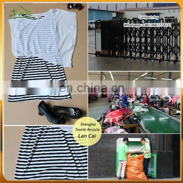 BOG Summer Used Clothes For Ladies,Men,Children Wholesale Best Quality Korea Used Clothing