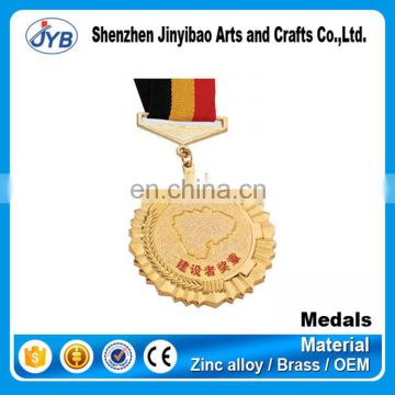 manufacturer factory price customized boxing medals wholesale