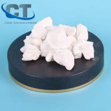 Free sample high purity 99.99% cristobalite nano silica powder inversion msds
