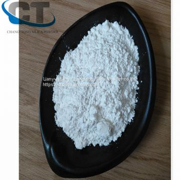 Egypt Electronics Chemicals High white silica powder widely used in ceramic industry
