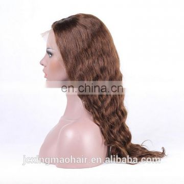 virgin remy brazilian hair silk top full lace wigs