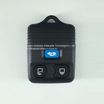 3 button Ford remote control 433Mhz trunk