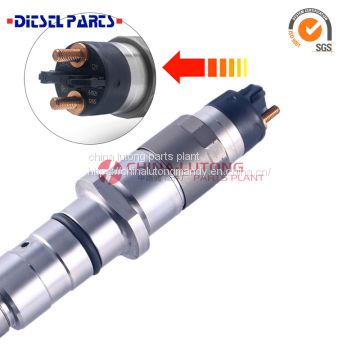 chinese fuel injectors&construction machinery Fuel Injector
