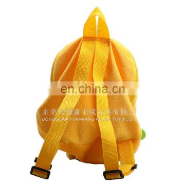 High quality kids bag plush mouse backpack wholesale toy