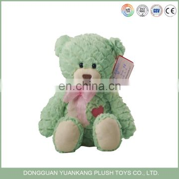 Customized Talking and singing stuffed plush teddy bear toys with high quality sound speaker