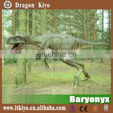 2015 High Quality Animatronic Baryonyx for ourdoor playgroud