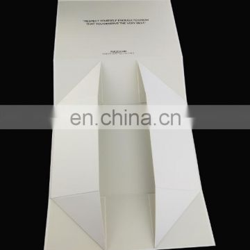 Larger size White Wedding Dress Packaging Storage Boxes