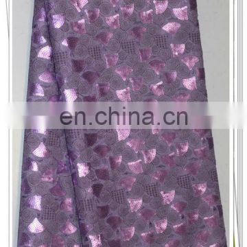 high quality hot sell african lace material