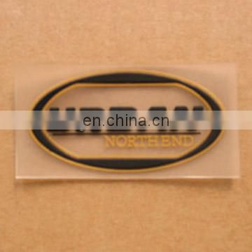 Soft Custom Silicone Rubber Badge Label