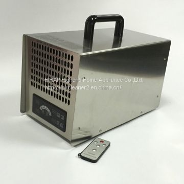 20000mg high concentration adjusted industrial ozone generator stainless steel with remote control