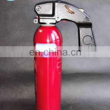 Police Use Pepper Metal Aerosol Can