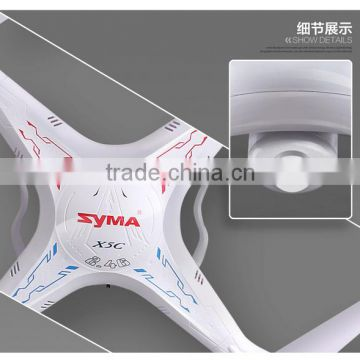 Best Full HD Syma X5C Quadcopter Explorers 2.4G 4CH 6-Axis Gyro RC Quadcopter Drone With HD Camera
