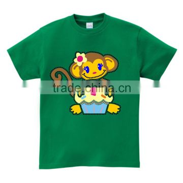 Lovely Colorful 2016 Monkey with High Quality Fabric Gule and Domestud