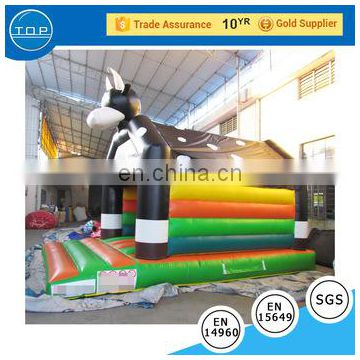 TOP INFLATABLES Brand new bouncy inflatable bouncer castle for wholesales