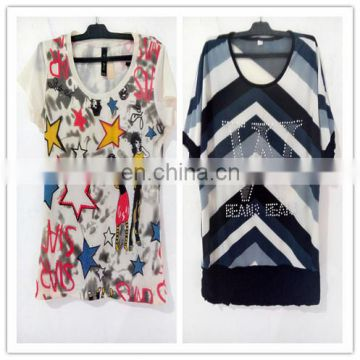 wholesale second hand clothes used merchandise store pretty woman clothing