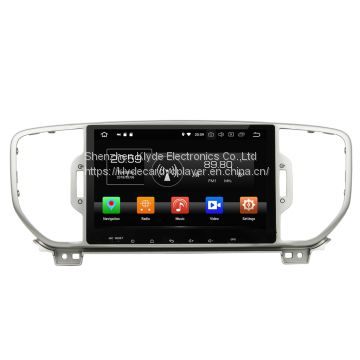 34761a473dda KD-9206 Klyde 9 inch android 8.0 hd auto radio gprs navigation car  multimedia dvd player for Kia Sportage 2016 of Kia car dvd player from  China Suppliers - ...