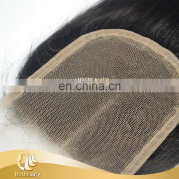finest quality vivid ear to ear brazilian straight silk base closure with baby hair
