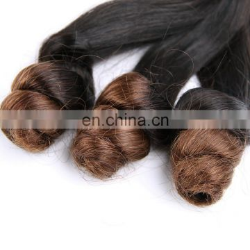 Wholesale Grade 7A cuticle aligned hair Double Drawn Princess Hair