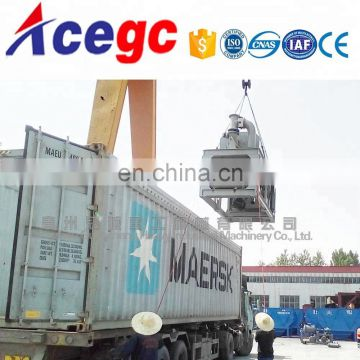 Gravity Separator Gold Washing Centrifugal Concentrator Machine
