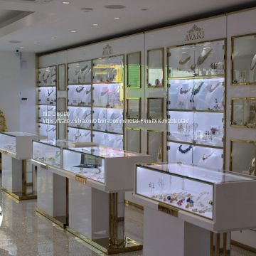 Jewelry Display Furniture Jewellery Store Furniture Gold Jewelry