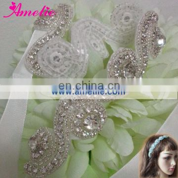 AS3261Rhinestone Crystal belts and Hairbands