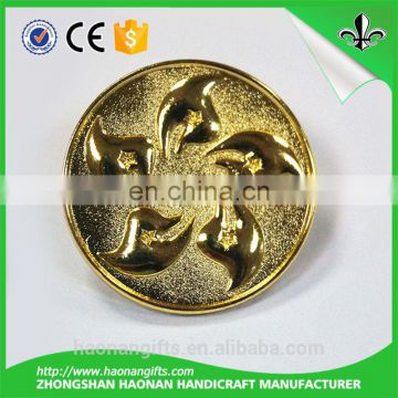 Promotional items custom high quality metal pin/ button badge