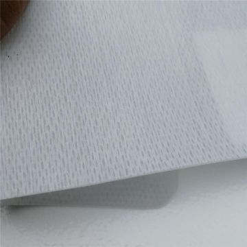 0.9mm Cavort Material Shoe Toe Puff Spunlace Non Woven Hot Melt Adhesive Counter Sheet