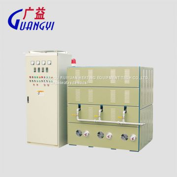 90KW oil transfer equipment for heating asphalt tank and drying oven