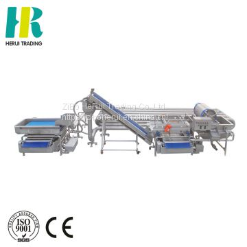 Vegetable washer machine sterilization machine washing type sterilizer
