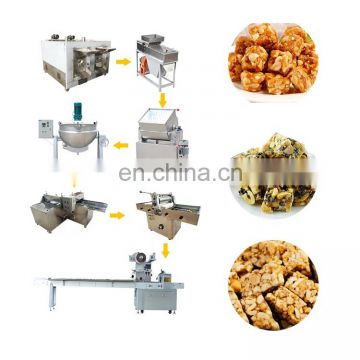 Shaqima Production Line cereal bar making machine peanut candy production line