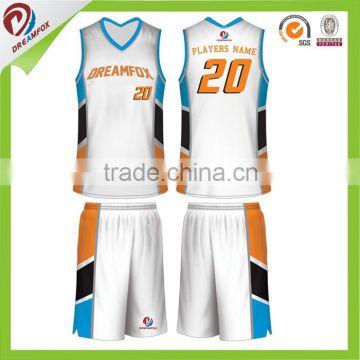 c98f1389a Dreamfox professional sublimated custom basketball shirt spain team  uniforms baby basketball uniform of Basketball uniform from China Suppliers  - 103047699