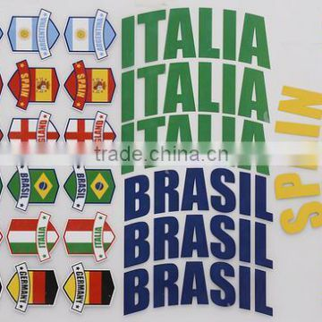 Eco Solvent High Density Heat Transfer Printing Paper T-shirt Sticker
