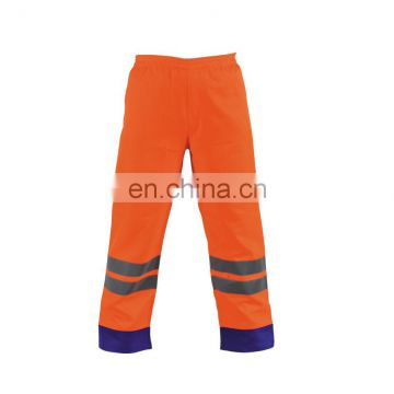 High Visibility Waterproof Rain Pants