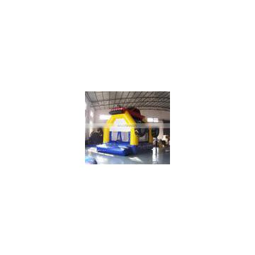 Inflatable Car bouncer with EN-14960 Standard for sale