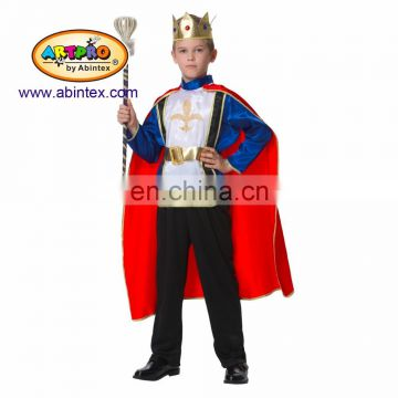 King Costume(15-069) as party costume for boy with ARTPRO brand