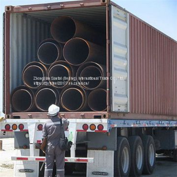 SSAW Spiral Steel Pipe Large Diameter Pipe for Hydropower Projects
