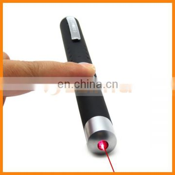 Adjustable Focus Visible Red Laser Pointer Far Infrared Pen