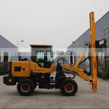 Mini Ground Screw Bore Piling Drilling Machine Supplier