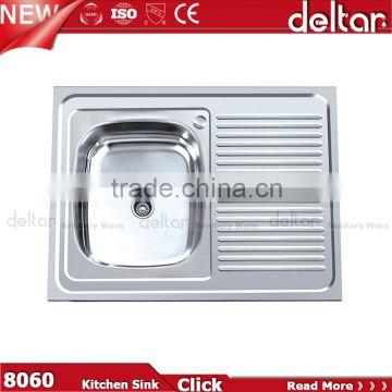 Amazing Double Bowl Kitchen Sink With Drainboard One Piece Kitchen Download Free Architecture Designs Salvmadebymaigaardcom