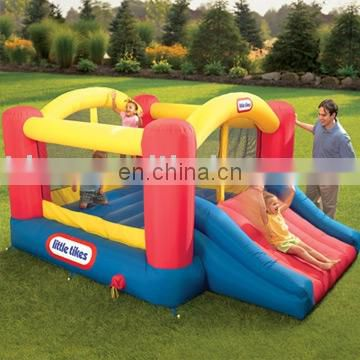Home use bouncers, back yard inflatables, mini castle, cheap inflatables