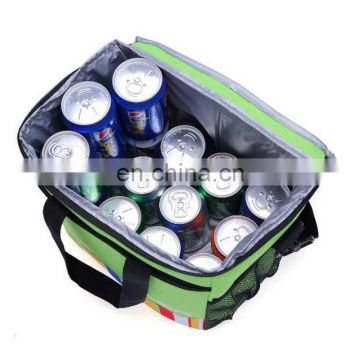 nice design handle ice bag cooler with low price