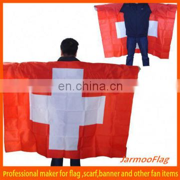 Custom 2014 World Cup customized body flags
