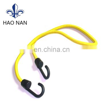 Hot sale good quality elastic bungee cord with hook