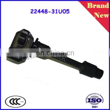 Ignition coil 22448-31U05 spark coil for Japanese cars