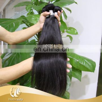 virgin 100% unprocessed no chemical no acid human hair peruvian silk straight
