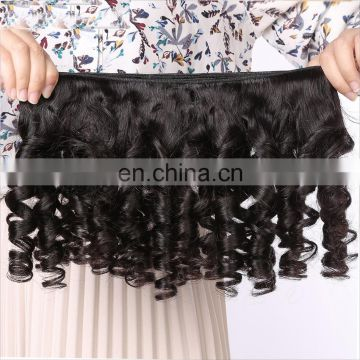 Wholesale high quality short human hair,short hair Brazilian curly weave