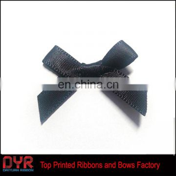 Daiyuan black ribbon bow