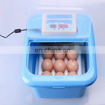 Portable 7 eggs hexagon mini egg incubator for sale